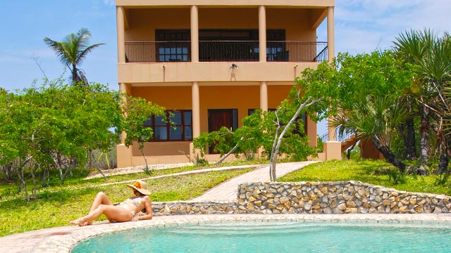 Golden Sands - Sol Resorts - Vilankulo - Mozambique