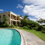 Casa Rex Courtyard block & pool, Sol Resorts, Vilanculos, Mozambique