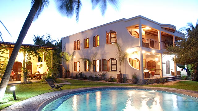 Casa Rex - Sol Resorts - Vilankulo - Mozambique