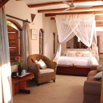 Casa Rex Courtyard Suite interior, Sol Resorts, Vilanculos, Mozambique