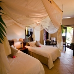 Casa Rex family Suite with ocean view, Sol Resorts, Vilanculos, Mozambique