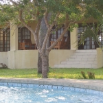 Deacra house & pool, Sol Resorts, Vilanculos, Mozambique