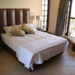Deacra Villas double bedroom with sea view, Sol Resorts, Vilanculos, Mozambique