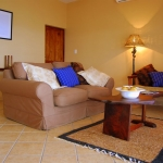 Lounge area, Golden Sands apartment, Sol Resorts, Vilanculos, Mozambique