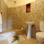 Bathroom, Golden Sands chalet, Sol Resorts, Vilanculos, Mozambique